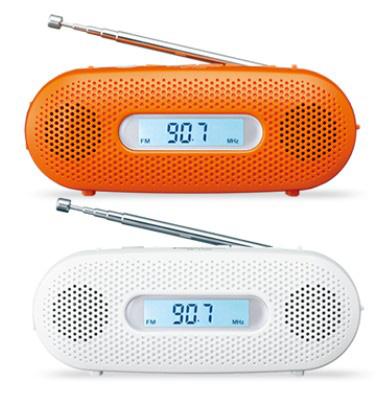 FM/AM 2バンドラジオ RF-TJ20